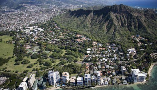 初ハワイ海外旅行記③ -Xi藤、ハワイを登る-